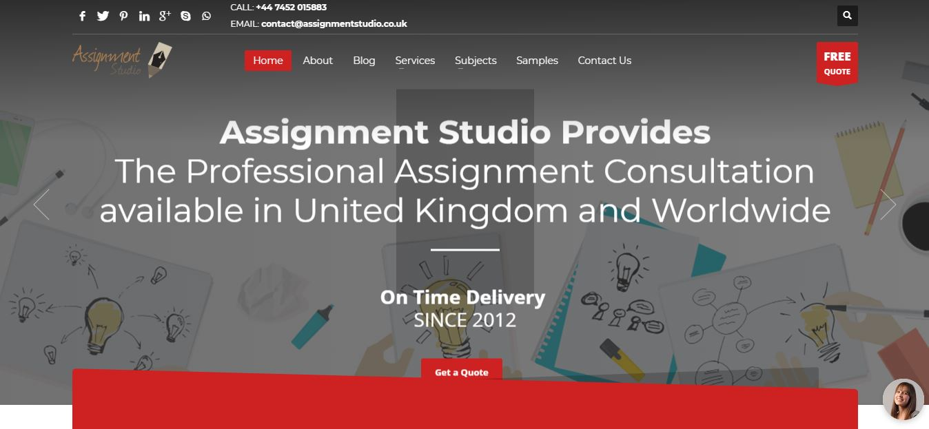 Assignmentstudio.co.uk Reviews