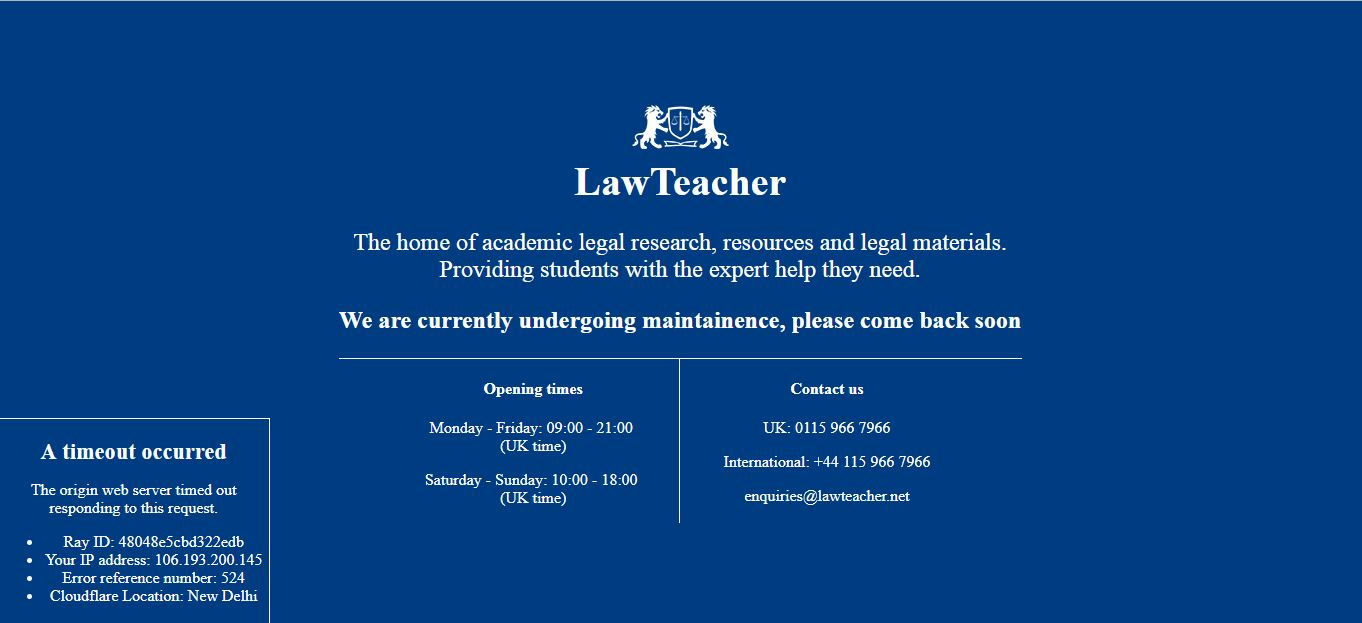 Lawteacher.net Reviews