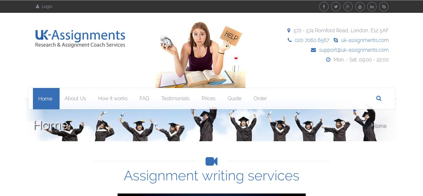 Uk-assignments.com Reviews
