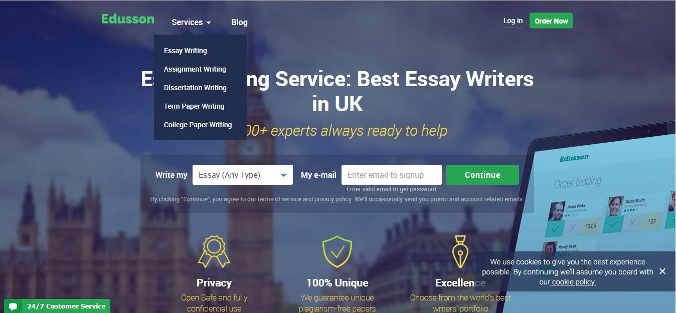 Uk.edusson.com Reviews